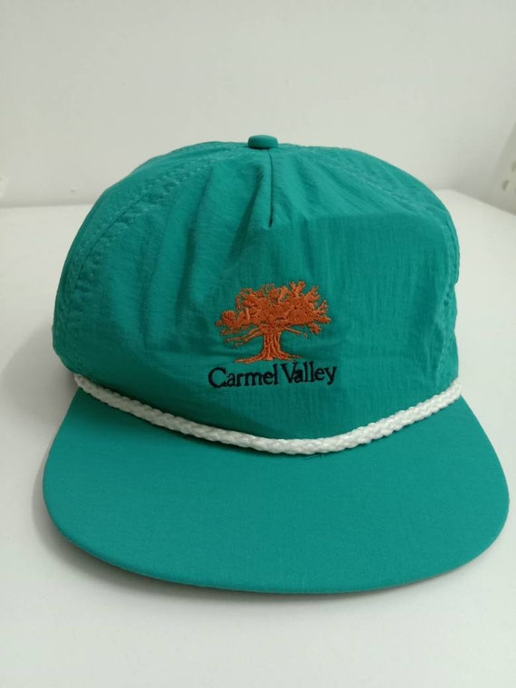 Rare Vintage CARMEL VALLEY Hat,