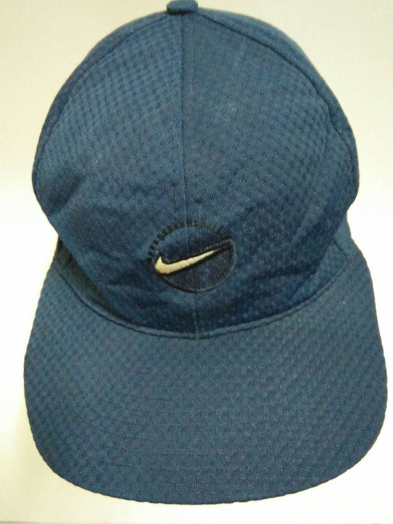 c3c4c5257eb Rare Vintage NIKE Hat Cap vintage nike cap headgear casual