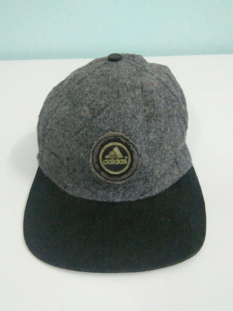 101e042fcf311 Rare Vintage ADIDAS Hat Cap, Adidas cap (356)