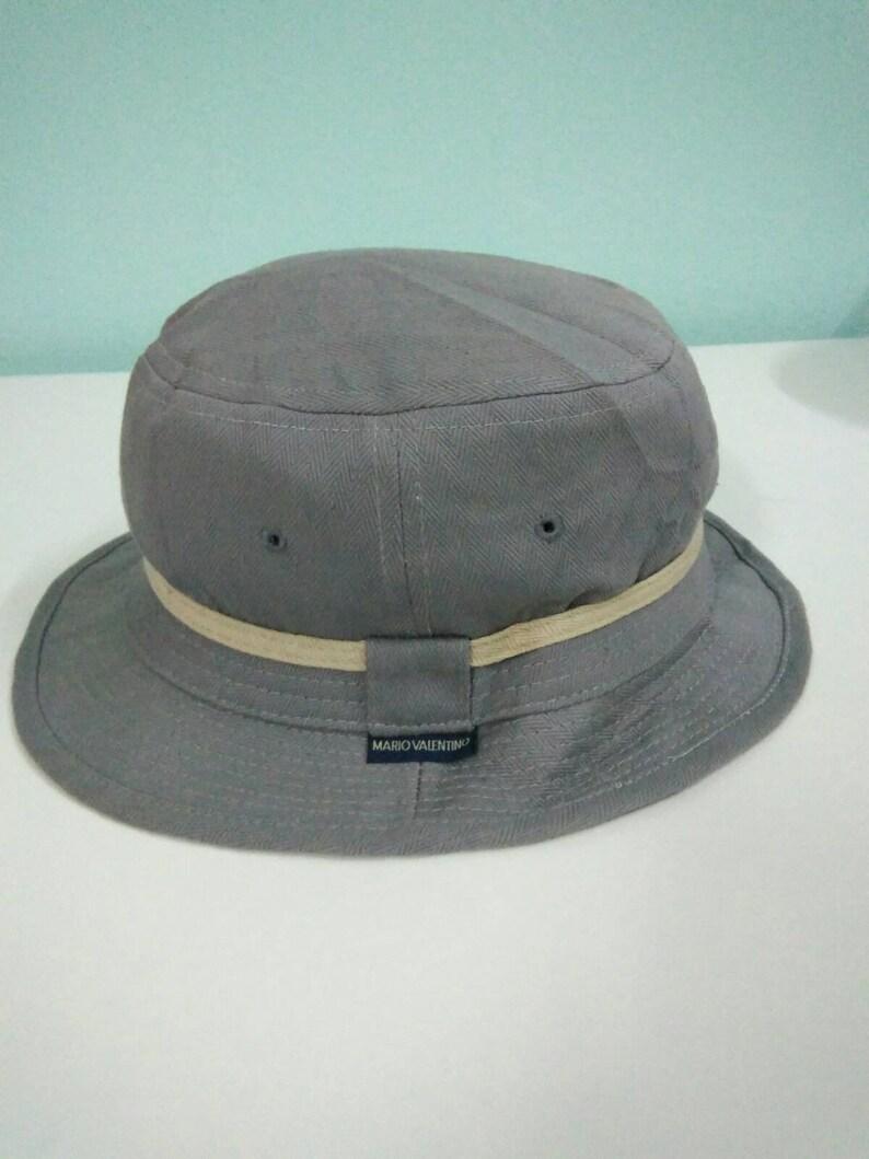 Rare Vintage MARIO VALENTINO Bucket hat mario valentino hat  4a3d1c5a1c0