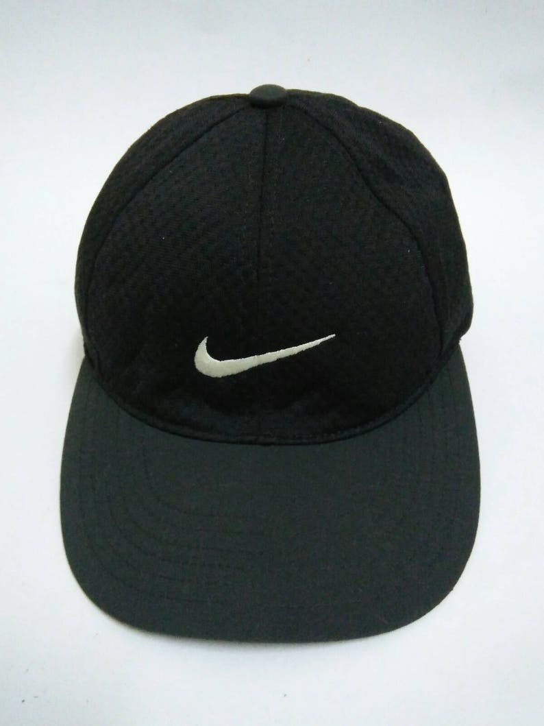 8c67434a1507f Rare Vintage NIKE Hat Cap Nike Cap Nike Swoosh Cap sport