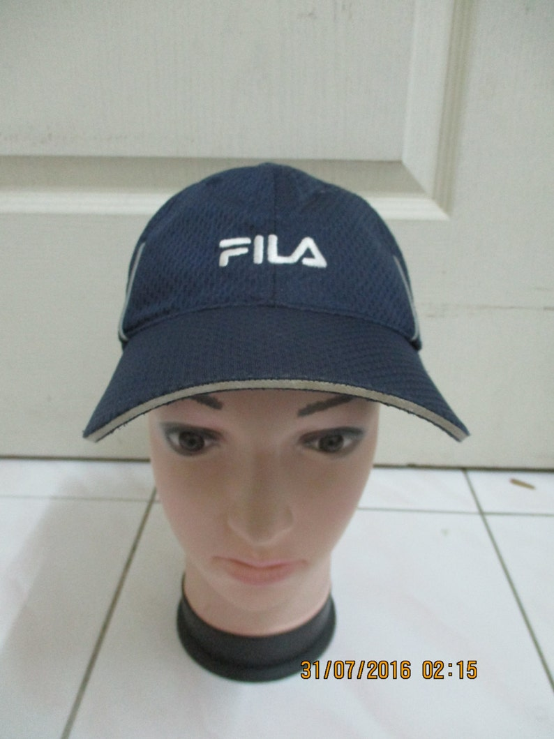 39921319314 Rare Vintage FILA Cap Fila Sport Sport Wear 179