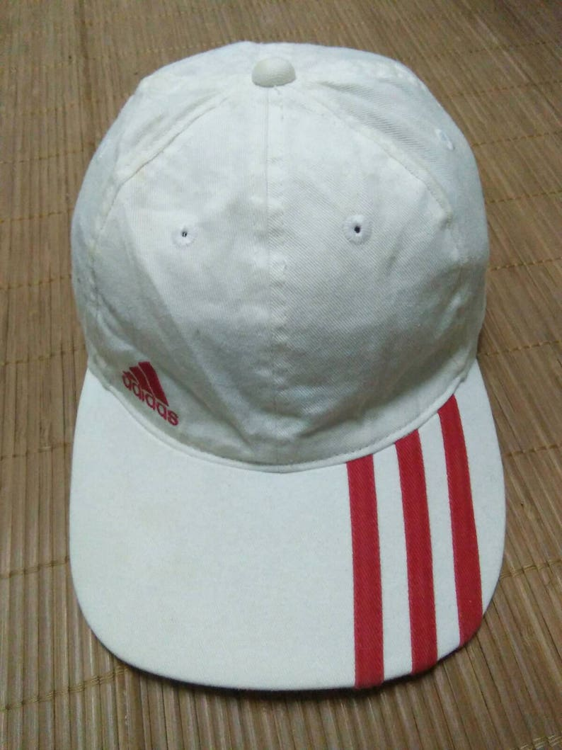 d1b97f1da86e0 Rare Vintage ADIDAS Hat Cap