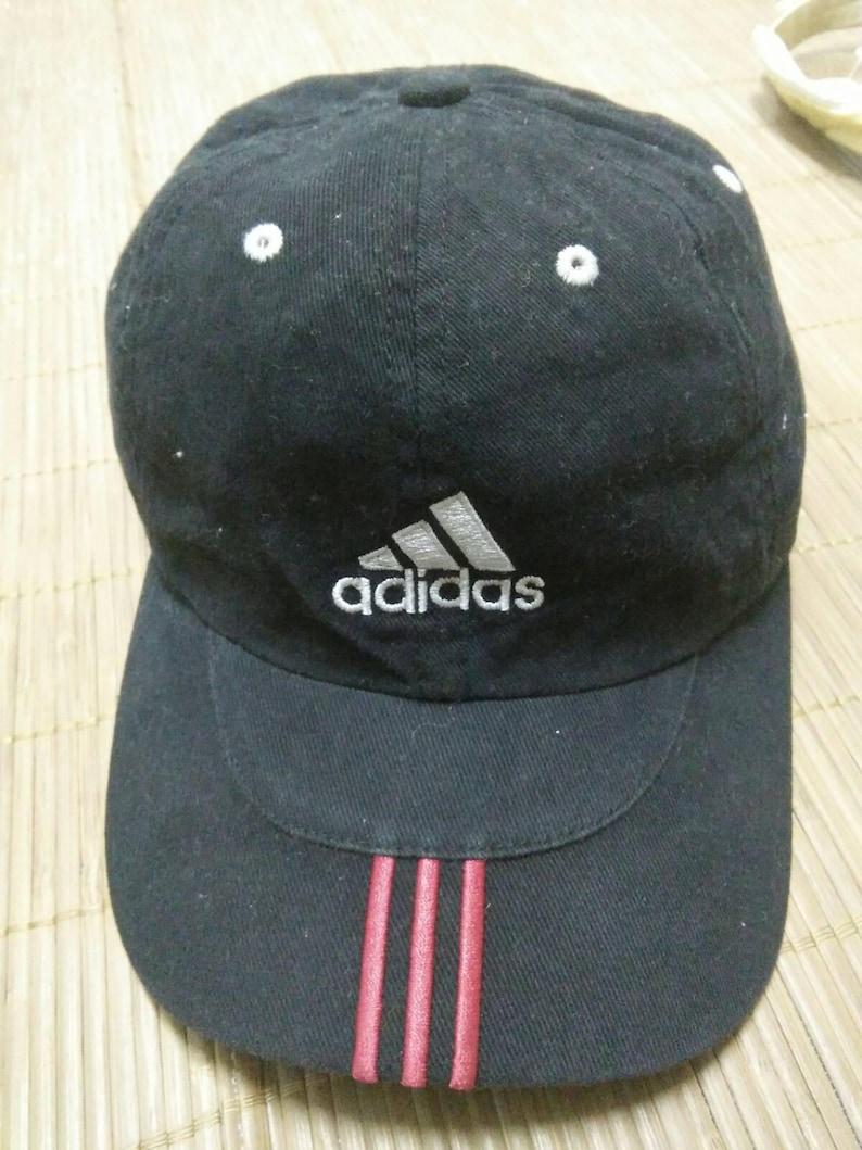 cd7660d2ffa3a Rare Vintage ADIDAS Hat Cap (270)