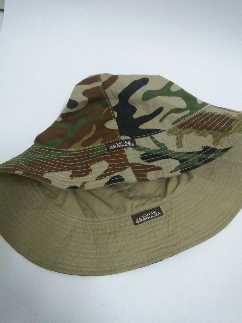 bfded4a3fdf Rare Vintage TARAS BOULBA Reversible Hat Cap Taras Boulba