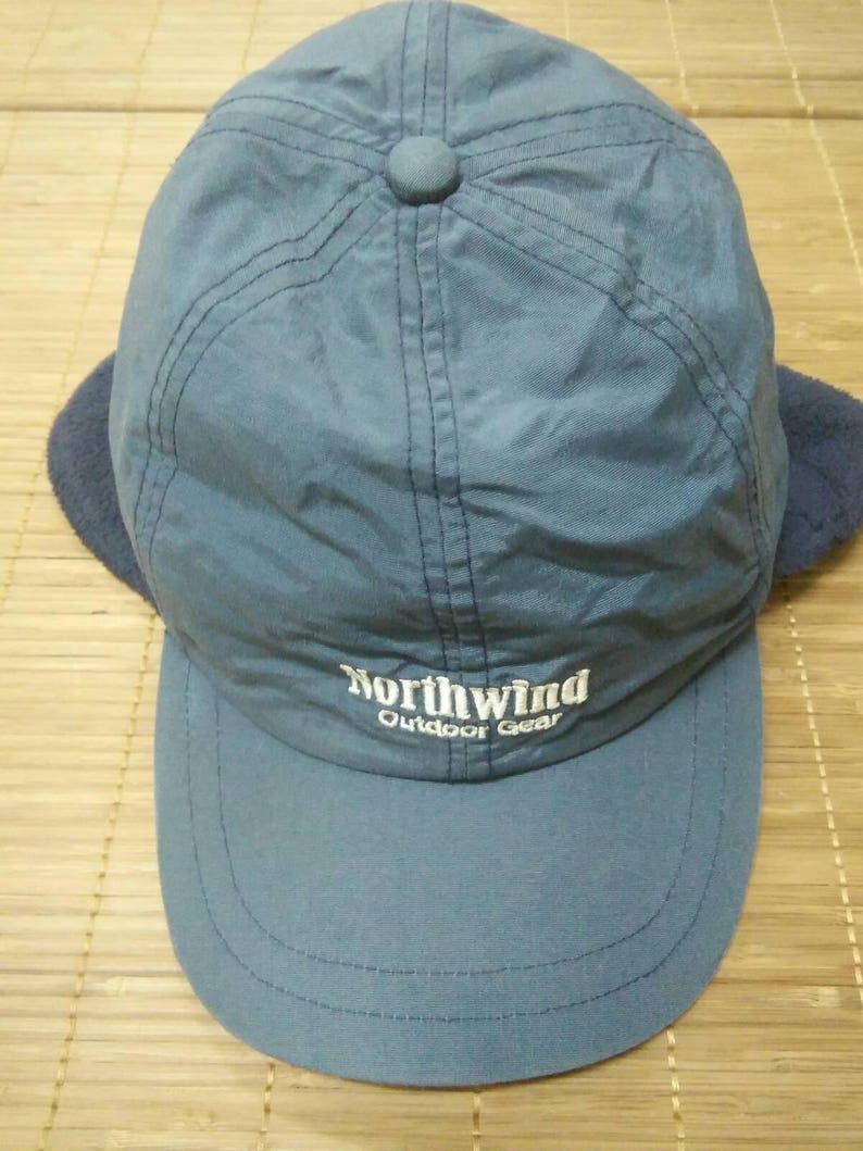 a470b1f4eda Rare Vintage NORTHWIND OUTDOOR GEAR Hat Cap 444