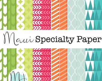 Maui Specialty Paper