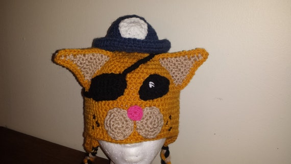 Octonaut Christmas.Pirate Kitty Hat Winter Wear Christmas Gift Holiday Gift Halloween Costume Octonaut Kwazii Inspired Pretend Play Dress Up