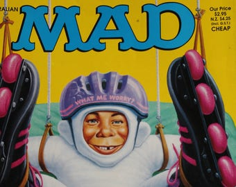 Vintage Mad Magazine