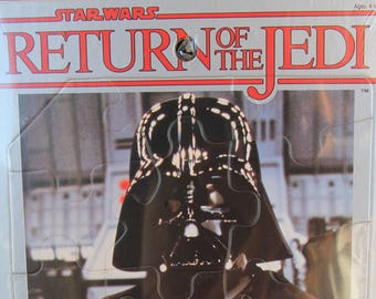Return of the Jedi Jigsaw Puzzle - Darth Vader