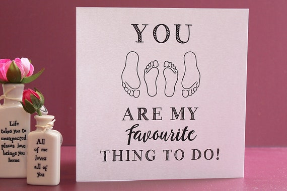 funny cards for lovers, rude anniversary, birthday and valentine card