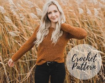 Rosebud Raglan x Crochet Pattern