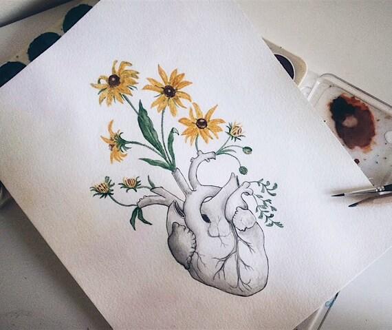 Magnet Blumen Kühlschrankmagnet Sonnenblume Natur