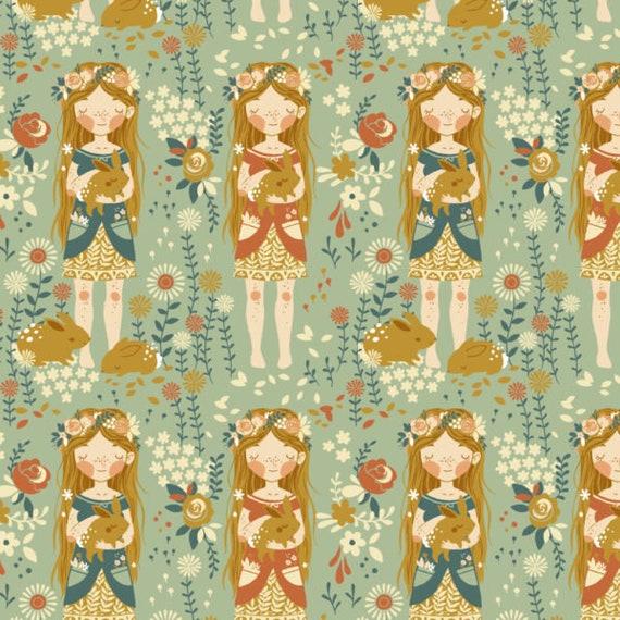 By Yard Garden Penny's Poplin Teagan The Birch Organic Best Cotton Of White Fabrics bfy76g