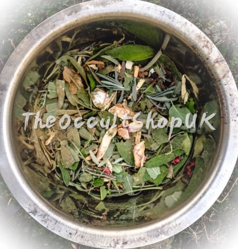 13 Herbal Bath Blessed - Spell Breaker / Jinxes Curses Hexes Remover 90g