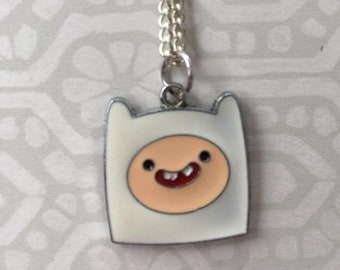 Necklaces Adventure Time Jake and Finn