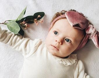 UK Seller NEW Beautiful Flower /& Glitter Bow Baby Headband