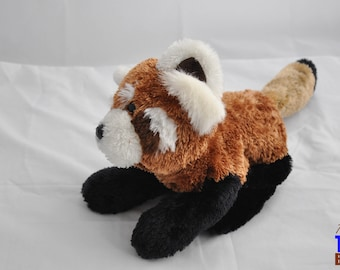 Cuddly Red Panda Plushie from Smithsonian