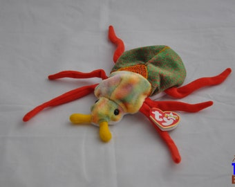 Scurry the Scarab Vintage 2000 Ty Beanie Baby