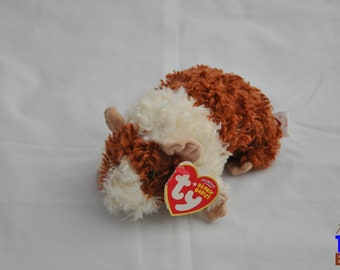 Reese the Guinea Pig 2007 Ty Beanie Baby