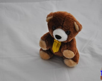 Small Rosco Teddy Bear Plushie
