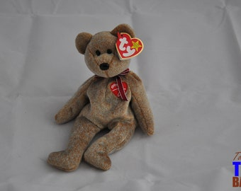 Ty 1999 Signature Bear Vintage 1999 Beanie Baby