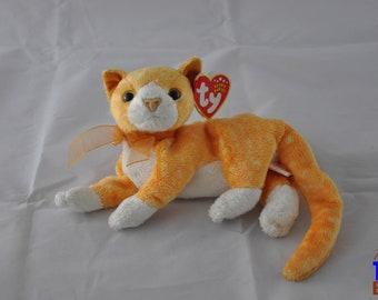 Tabs the Cat 2001 Ty Beanie Baby