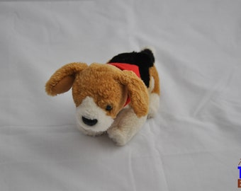 Small Beagle Dog Plushie From Build-A-Bear
