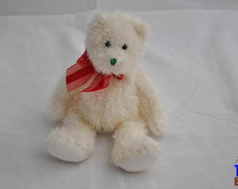 2004 Holiday Teddy Ty Beanie Baby