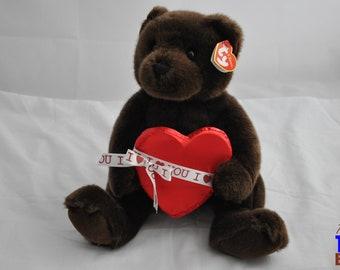 Sweeten the Bear 2006 Ty Beanie Buddy