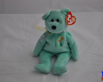 Ariel the Bear Vintage 2000 Ty Beanie Baby
