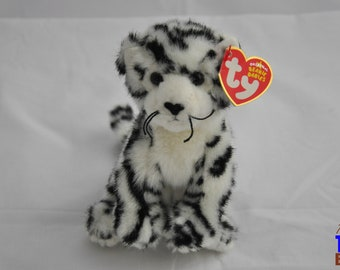 Tundra the White Tiger 2005 Ty Beanie Baby