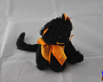 Moonlight the Halloween Cat 2005 Ty Beanie Baby