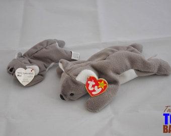 Mel the Koala Vintage 1996 Beanie Baby & Teenie Beanie