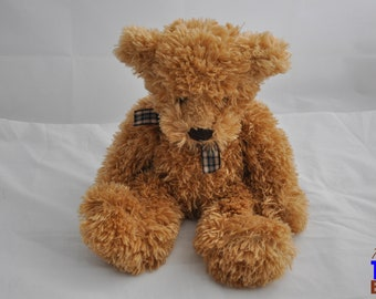 Large, Soft Teddy Bear Plushie From Russ Berrie & Co. Inc.