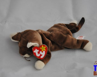 Pounce the Cat: Vintage 1997 Ty Beanie Baby