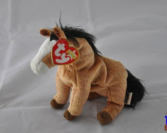 Oats the Horse Vintage 2000 Ty Beanie Baby