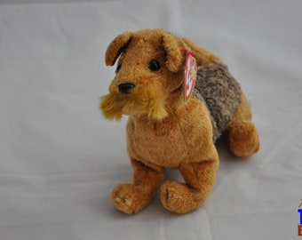 Whiskers the Dog Vintage 2000 Ty Beanie Baby