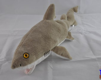 Sand Tiger Shark Plushie From Wildlife Artists, Inc. - 2016