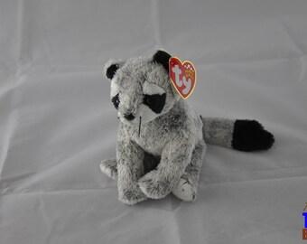 Bandito the Raccoon 2001 Ty Beanie Baby