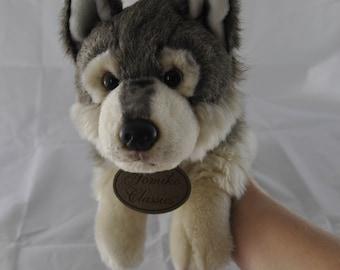 Ross Yomiko Classics Wolf Plush Stuffed Animal