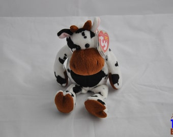 Tipsy the Cow 2003 Ty Beanie Baby