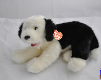 Dodges the Dog 2005 Ty Beanie Buddy