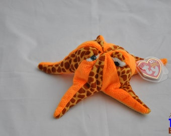 Wish the Starfish 2002 Ty Beanie Baby