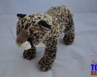 Vintage 1999 Dot the Leopard Ty Beanie Buddy