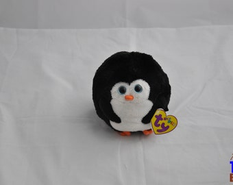 Avalanche the Penguin 2011 Ty Beanie Ballz