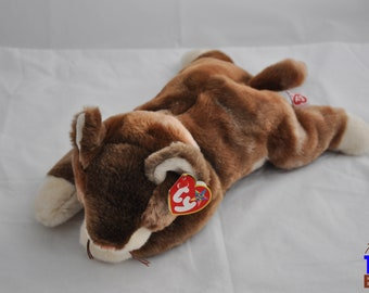 Pounce the Cat 2001 Ty Beanie Buddy