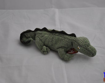 Swampy the Alligator Vintage 2000 Ty Beanie Baby