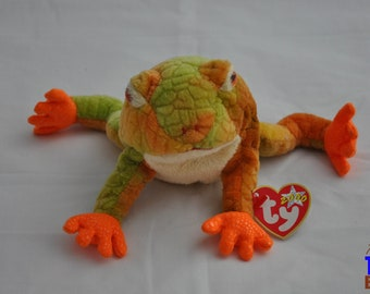 Prince the Frog Vintage 2000 Ty Beanie Baby