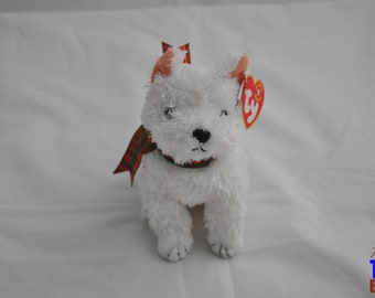 Kirby the Terrier 2001 Ty Beanie Baby